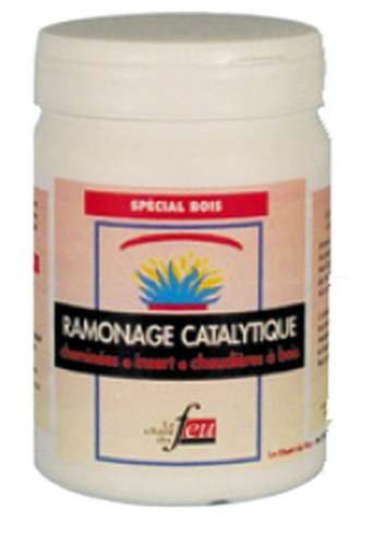 BOITE RAMONAGE CATALYTIQUE